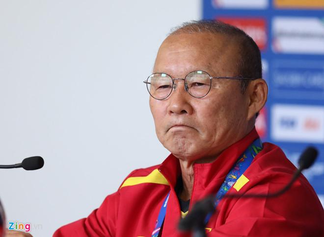 HLV Park Hang-seo: Tôi tin sẽ giành chiến thắng trước Yemen-2