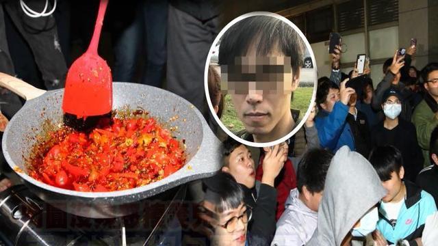 Bạo hành con chỉ vì mua thịt viên không bỏ ớt, ông bố bị dân mạng đánh đến nhập viện rồi vạch trần bộ mặt thật đáng ghê tởm-1