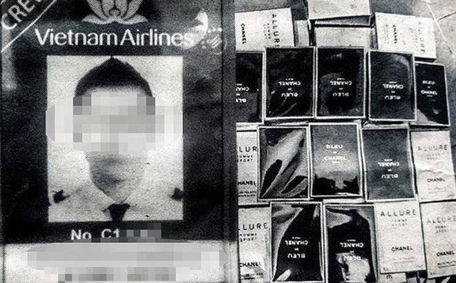 Bắt giữ cơ trưởng Vietnam Airlines để điều tra hành vi buôn lậu-1