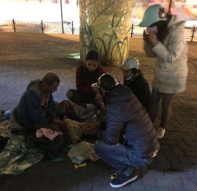 Thông tin bất ngờ về ông ngoại 72 tuổi ôm cháu bé 3 tuổi đi lang thang giữa trời lạnh ở Hà Nội-4