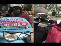Người phụ nữ Lào Cai tố tài xế xe ôm Hà Nội chặt chém, đi 8km hết 600 nghìn