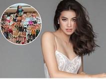 Rộ tin Hoa hậu Phạm Hương đã trở về Việt Nam thông qua chi tiết này và phản ứng của fan