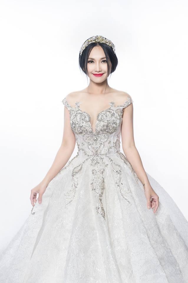 Lâu lâu mới tái xuất, Kim Hiền gây ấn tượng mạnh với diện mạo đẹp đến nao lòng-1