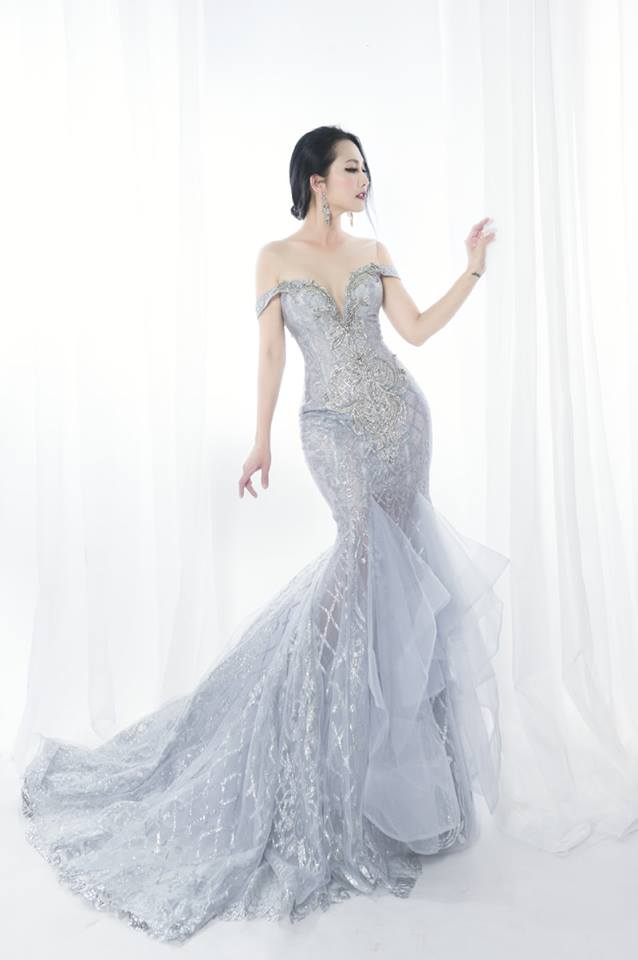 Lâu lâu mới tái xuất, Kim Hiền gây ấn tượng mạnh với diện mạo đẹp đến nao lòng-6