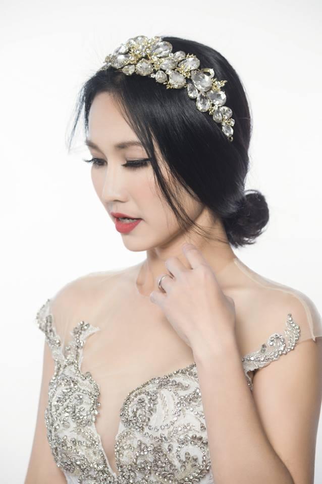 Lâu lâu mới tái xuất, Kim Hiền gây ấn tượng mạnh với diện mạo đẹp đến nao lòng-7