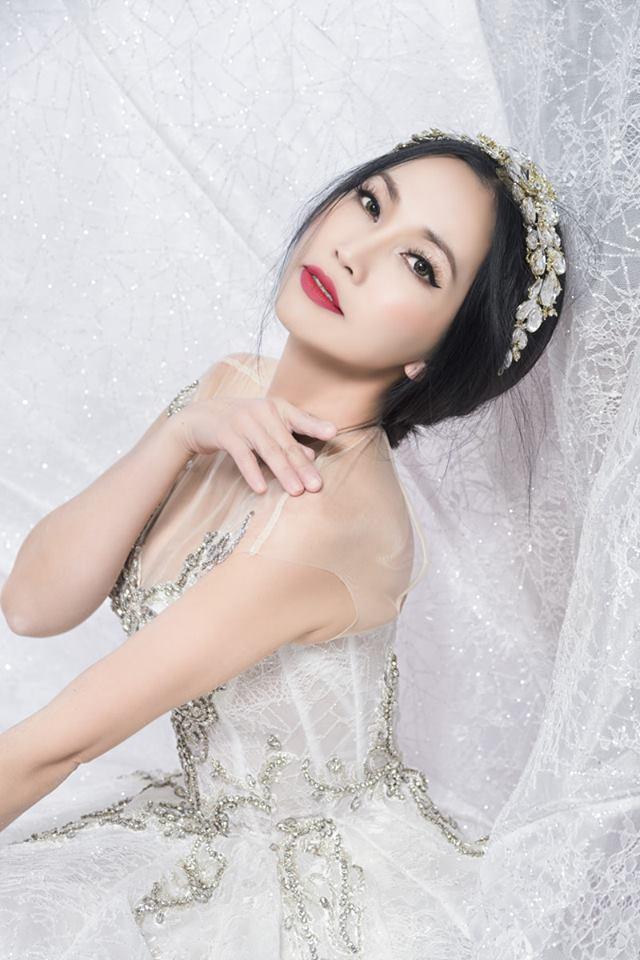 Lâu lâu mới tái xuất, Kim Hiền gây ấn tượng mạnh với diện mạo đẹp đến nao lòng-8