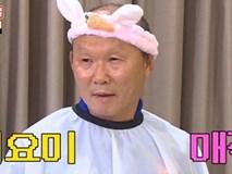Video: HLV Park Hang Seo hóa trang thành chú thỏ siêu dễ thương