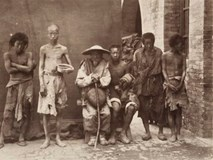 Những bức ảnh quý hiếm lưu giữ cuộc sống ở Trung Quốc thế kỷ 19