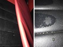 Phát hiện dấu vết lạ trên ô tô khi chồng đi công tác về, suy luận từ chị em khiến vợ trẻ chết lặng