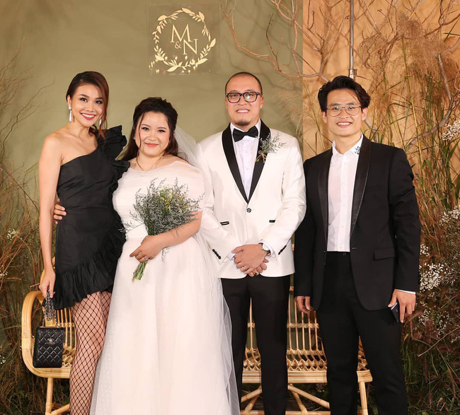 Thanh Hằng đăng ảnh đám cưới em gái Hà Anh Tuấn, dân tình lại được phen nhao nhao hỏi khó-1
