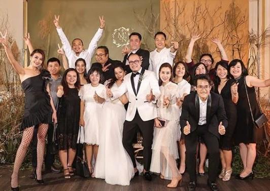 Thanh Hằng đăng ảnh đám cưới em gái Hà Anh Tuấn, dân tình lại được phen nhao nhao hỏi khó-3