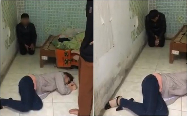 Bị chồng bắt quả tang trong phòng trọ đóng kín cùng trai lạ, vợ giả ngất rồi lí nhí trả lời: Chỉ ngủ thôi, không làm gì-3