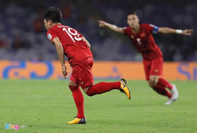 Tuyển Việt Nam chưa chắc suất vào vòng 1/8 Asian Cup-1