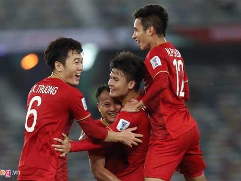 Việt Nam chưa chắc chắn giành vé đi tiếp ở Asian Cup 2019