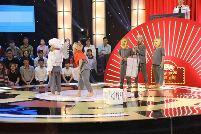 HOT: Lần đầu tiên trong lịch sử Thách thức danh hài, 5 chú tiểu giành giải 200 triệu đồng-4