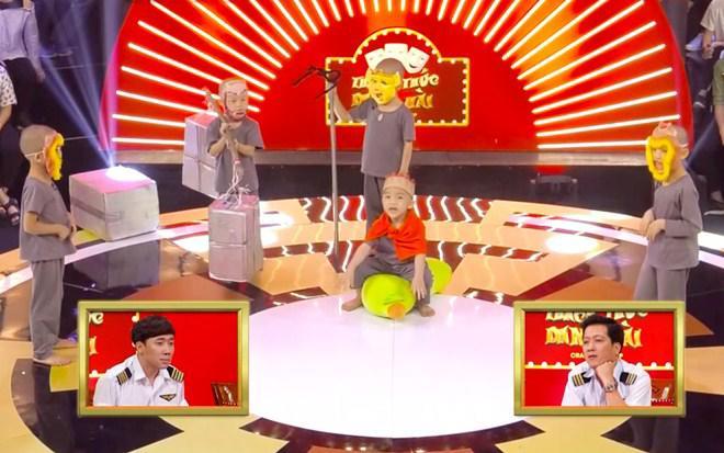 HOT: Lần đầu tiên trong lịch sử Thách thức danh hài, 5 chú tiểu giành giải 200 triệu đồng-7
