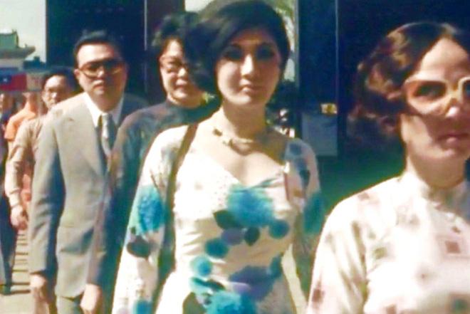 Ảnh cực hiếm: Thẩm Thúy Hằng - Thanh Nga xinh đẹp, đẳng cấp như minh tinh tại LHP Châu Á-4