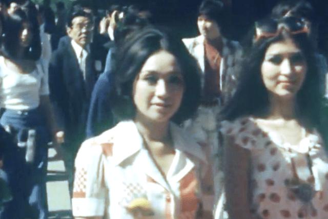 Ảnh cực hiếm: Thẩm Thúy Hằng - Thanh Nga xinh đẹp, đẳng cấp như minh tinh tại LHP Châu Á-1