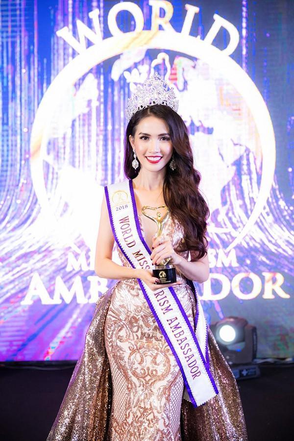 Cuộc sống giàu sang của mỹ nhân thi 7 lần mới đăng quang hoa hậu-1