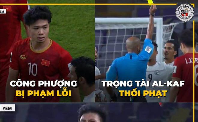 Sung sướng với quyết định của trọng tài, dân mạng Việt Nam làm điều lạ kỳ trên facebook ông-1