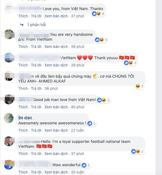 Sung sướng với quyết định của trọng tài, dân mạng Việt Nam làm điều lạ kỳ trên facebook ông-5