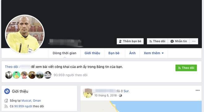 Sung sướng với quyết định của trọng tài, dân mạng Việt Nam làm điều lạ kỳ trên facebook ông-8
