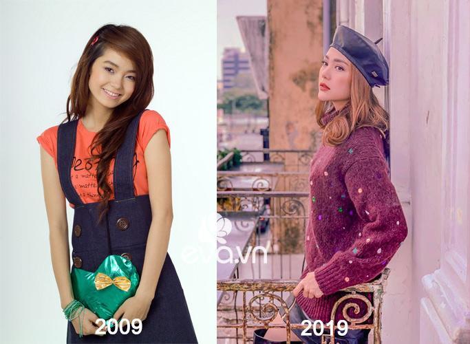 Trào lưu khoe ảnh 2009 - 2019: Mai Phương Thuý đẹp bền bỉ, còn mỹ nhân đổi khác nhất là...-13