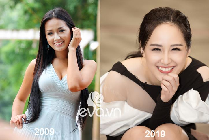 Trào lưu khoe ảnh 2009 - 2019: Mai Phương Thuý đẹp bền bỉ, còn mỹ nhân đổi khác nhất là...-3