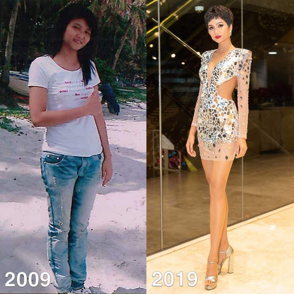 Trào lưu khoe ảnh 2009 - 2019: Mai Phương Thuý đẹp bền bỉ, còn mỹ nhân đổi khác nhất là...-6