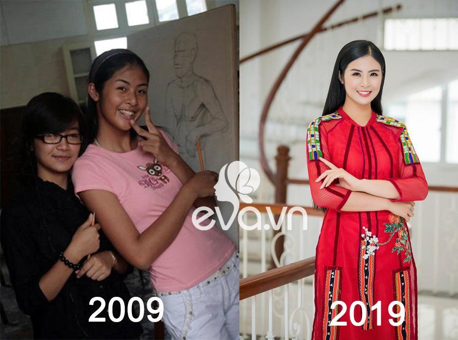 Trào lưu khoe ảnh 2009 - 2019: Mai Phương Thuý đẹp bền bỉ, còn mỹ nhân đổi khác nhất là...-7