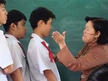 Thêm 1 cô giáo bị tố phạt hàng loạt học sinh tự tát 50 cái vào mặt