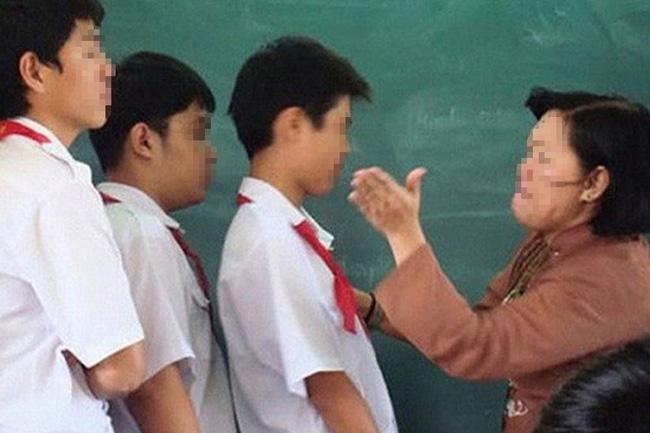 Thêm 1 cô giáo bị tố phạt hàng loạt học sinh tự tát 50 cái vào mặt-1
