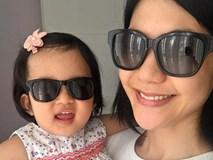Nữ cơ trưởng Huỳnh Lý Đông Phương khoe con gái nhỏ biểu cảm cực