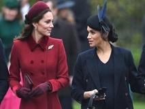 Meghan gây sốc với phát ngôn 'động chạm' đến chị dâu Kate và bị các nhân viên của hoàng gia 'kì thị'