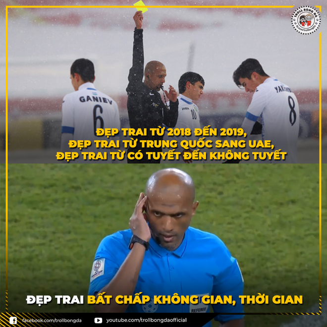 Trọng tài người Oman và những điều quá đặc biệt được nhận từ người Việt sau trận đấu với Yemen-1