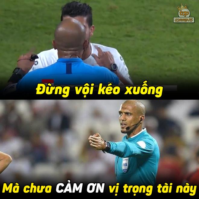 Trọng tài người Oman và những điều quá đặc biệt được nhận từ người Việt sau trận đấu với Yemen-4