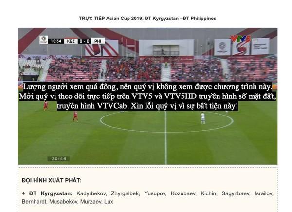 ĐT Việt Nam giúp Asian Cup 2019 được chú ý hơn cả World Cup-2