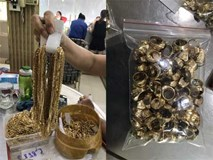 Công an Quảng Nam tìm chủ sở hữu của 230 lượng vàng không rõ nguồn gốc