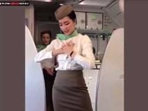 Nữ tiếp viên hàng không sáng nhất mạng xã hội hôm nay: Đã xinh xắn lại còn múa cực đẹp