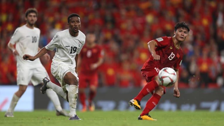 Xác định 8 cặp đấu vòng knock-out Asian Cup 2019-1