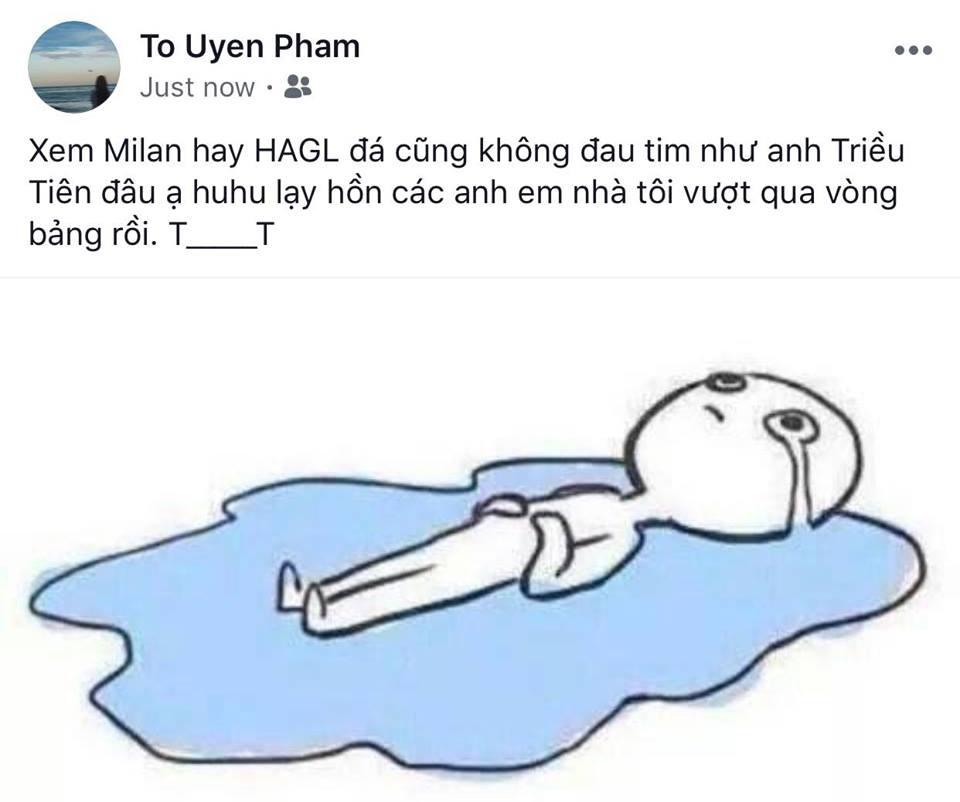 Dân mạng vỡ oà vì đội tuyển Việt Nam lọt qua khe cửa hẹp để vào vòng 1/8 tại Asian Cup-3