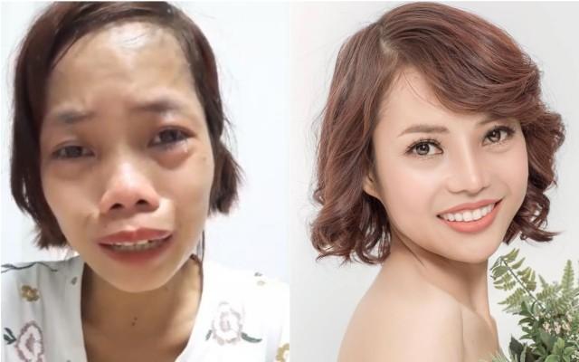 Mẹ đơn thân từng bật khóc vì bị miệt thị ngoại hình tham gia trào lưu 10 năm nhìn lại gây sốc hội chị em-3