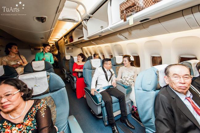 Đám cưới tại lâu đài trăm tỷ, rước dâu bằng Rolls-Royce và máy bay: Nam Định xứng đáng đứng đầu về độ chịu chơi tổ chức đám cưới-13