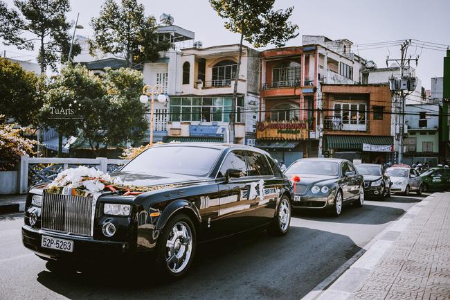 Đám cưới tại lâu đài trăm tỷ, rước dâu bằng Rolls-Royce và máy bay: Nam Định xứng đáng đứng đầu về độ chịu chơi tổ chức đám cưới-14