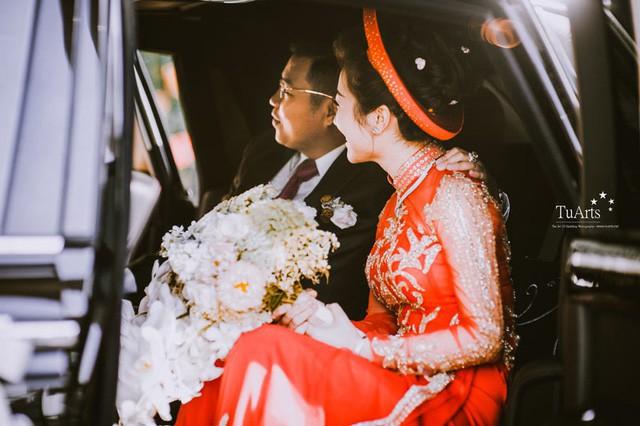 Đám cưới tại lâu đài trăm tỷ, rước dâu bằng Rolls-Royce và máy bay: Nam Định xứng đáng đứng đầu về độ chịu chơi tổ chức đám cưới-19