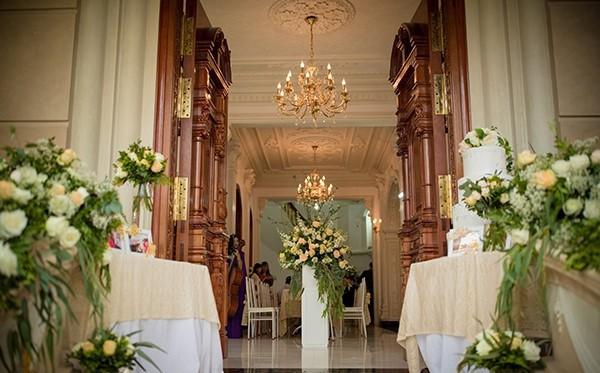 Đám cưới tại lâu đài trăm tỷ, rước dâu bằng Rolls-Royce và máy bay: Nam Định xứng đáng đứng đầu về độ chịu chơi tổ chức đám cưới-26