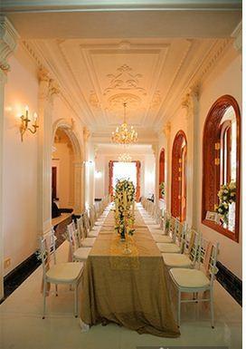 Đám cưới tại lâu đài trăm tỷ, rước dâu bằng Rolls-Royce và máy bay: Nam Định xứng đáng đứng đầu về độ chịu chơi tổ chức đám cưới-27