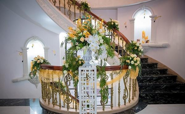 Đám cưới tại lâu đài trăm tỷ, rước dâu bằng Rolls-Royce và máy bay: Nam Định xứng đáng đứng đầu về độ chịu chơi tổ chức đám cưới-28