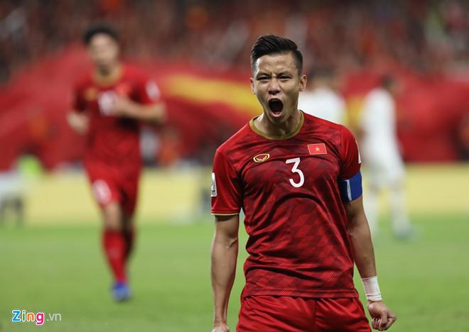 Hành trình gian nan của tuyển Việt Nam để bước vào vòng 1/8 Asian Cup-2