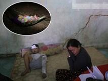 Cha mẹ chết dưới bánh xe container, con cái ra rừng, ra rẫy ngủ